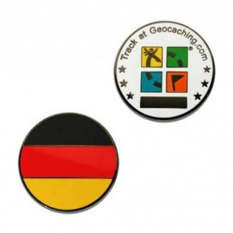 Micro Géocoin Allemagne