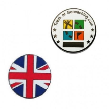 Micro Géocoin UK
