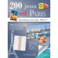 200 jeux spécial Paris