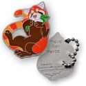 Travel Tag Red Panda