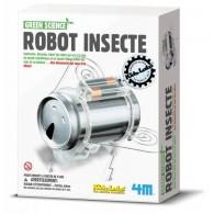 Kit de réalisation 4M - Robot Insecte