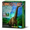 Kit de fouille 4M - Brachiosaure