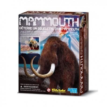 Kit de fouille 4M - Mammouth
