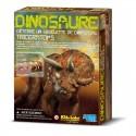 Kit de fouille 4M - Tricératops