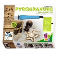 Kit découverte Pyrogravure