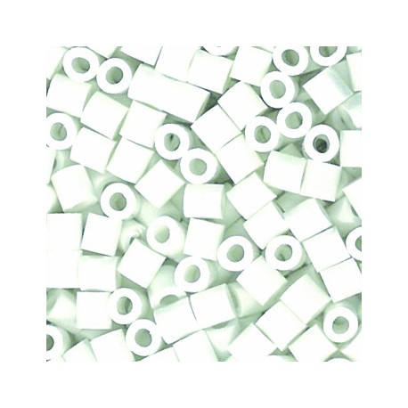 Sachet 1000 perles à repasser - Blanc