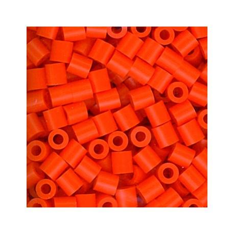 Sachet 1000 perles à repasser - Orange