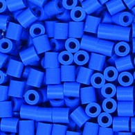 Sachet 1000 perles à repasser - Bleu Foncé