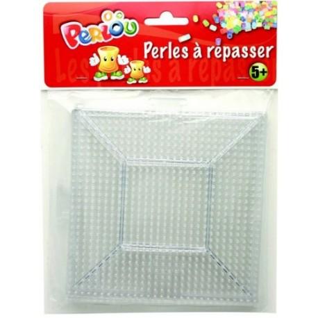 Plaques à picots Puzzle pour perles - Lot de 2