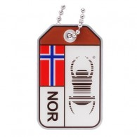 Geocaching Travel Bug® Origins - Norvège