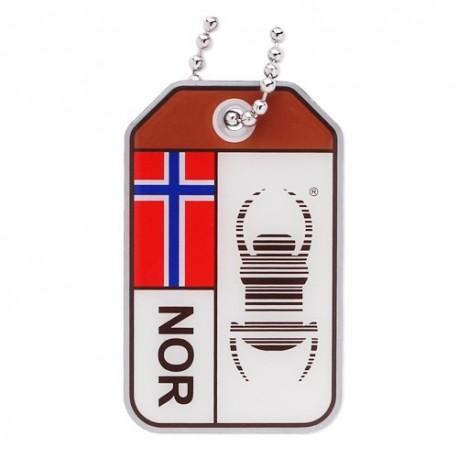 Geocaching Travel Bug® Origins - Norvège