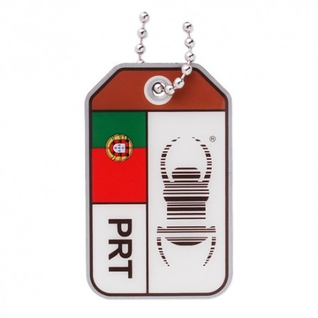 Geocaching Travel Bug® Origins - Portugal