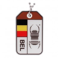 Geocaching Travel Bug® Origins - Belgique