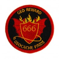 Geo Reward 666 Finds Patch