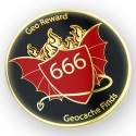 Geo Reward 666 Finds Geocoin