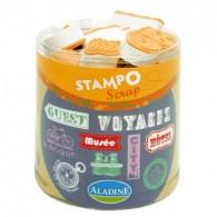 Stampo Scrap - Mots du Voyage