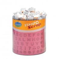 Stampo Scrap - Mini Alphabet