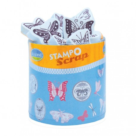 Stampo Scrap - Papillons