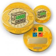 Geo Achievement® 40000 Finds + Pin's + Ecrin