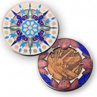 Compass Rose Geocoin® - Ice Cape