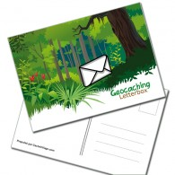 "Carte Postale ""Letterbox"""