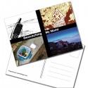 "Carte Postale ""Geocaching My World"""