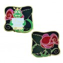 Signal the Frog® Rose Geocoin