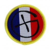 Patch Geocaching France