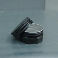 Micro Pastille aimantée Noire - 3,6cm