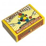 Mini casse-tête - Snooker Balls