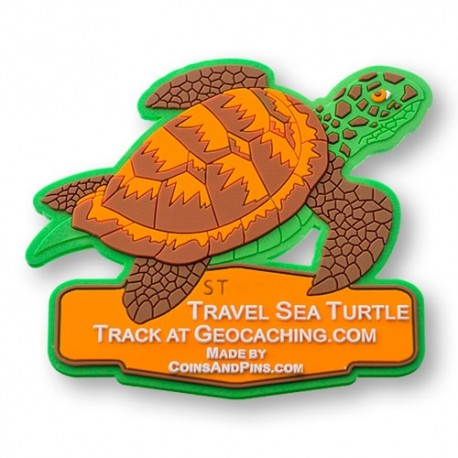 Sea Turtle Tag - All Weather
