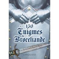 150 énigmes de Brocéliande