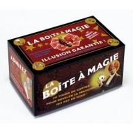 Boîte à magie illusion garantie