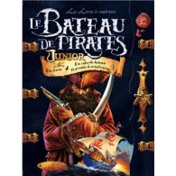 Le bateau de pirates Junior