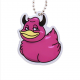 Official Deadly Duck Trackable Tag - Pride (L'orgueil)