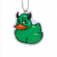 Official Deadly Duck Trackable Tag - Envy (L'envie)