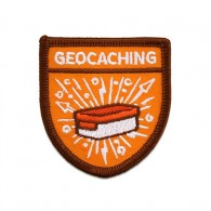 Geocaching Scout Patch