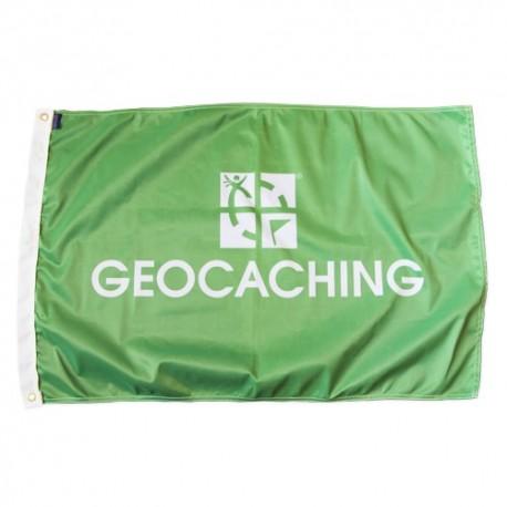 Large Geocaching Flag