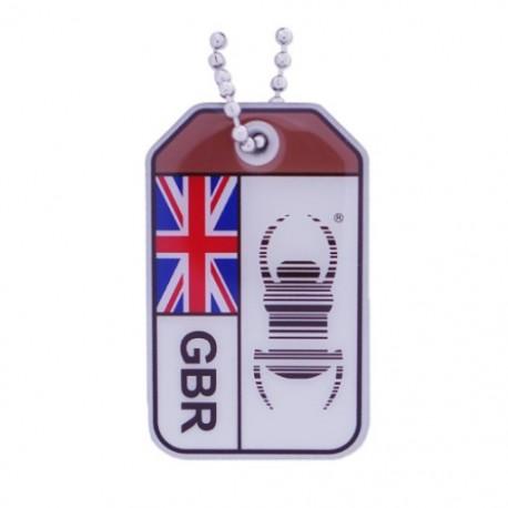 Geocaching Travel Bug® Origins - Grande-Bretagne