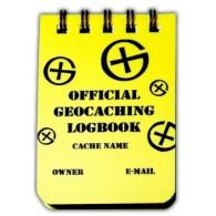 Logbook Geocaching A8