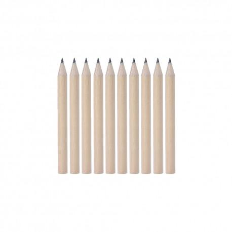 Pack petits crayons - Lot de 10