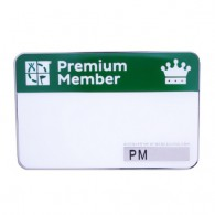 The PM Collection - Trackable Name Tag
