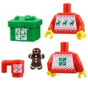 Festive Sweater and Accessory Kit LEGO®