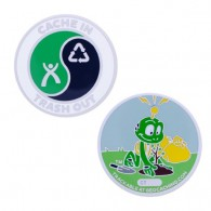 CITO with Signal Geocoin