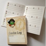 "Logbook ""Long Frog Signal"" - A7"