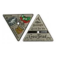 GeoTriad Geocoin