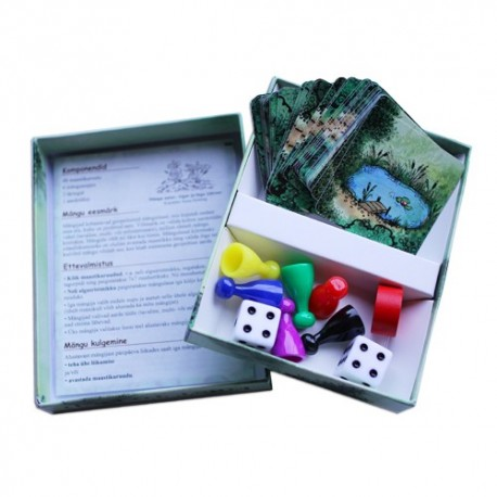 "Jeu de cartes - ""First to Find"" Geocaching"