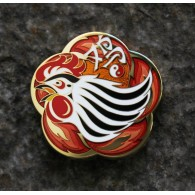 "Géocoin ""Year of the Rooster"""