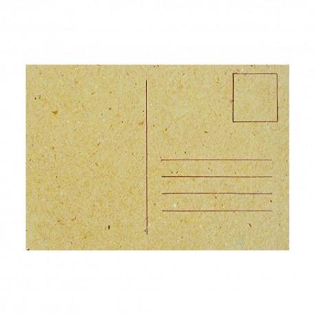 Carte Postale à décorer