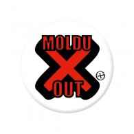 Badge MOLDU OUT
